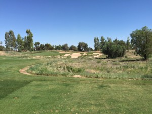 Each of the Par 3s out at Southern Dunes are beautifully dangerous in their own way.